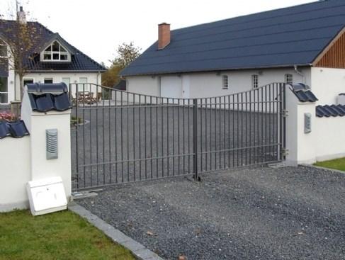 Fantastisk Smedejernslåge og porte i Silkeborg, Aarhus og Viborg ID41
