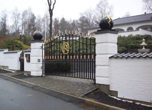 Smedejernslåge Og Porte I Silkeborg Aarhus Og Viborg